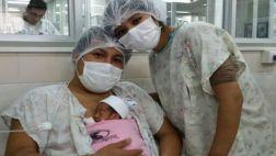 'Papás canguros', conexión especial en la Maternidad de Lima