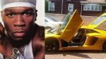 50 Cent pone en venta su Lamborghini - Noticias de lamborghini gallardo