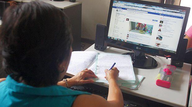 Así se comportan los usuarios de Internet en el Perú