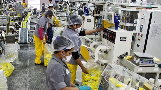 Industria acumula una caída de -6,7% en los últimos tres años