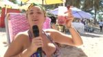 Brasil 2014: Joanna Boloña vive el Mundial con fútbol y playas - Noticias de veraneantes
