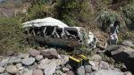 Muere cobrador y otros 18 salen heridos tras vuelco de bus - Noticias de florencia de mora