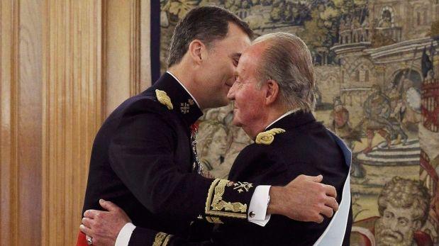 CRONOLOGÍA: La abdicación de Juan Carlos I, día a día