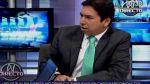 "Gerente municipal de Lima: ""Yo no soy quien asigna créditos"" - Noticias de taxi metropolitano"