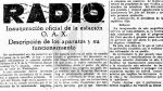 Así Ocurrió: En 1925 se inicia la radiodifusión en el Perú - Noticias de errol flynn