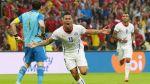 CRÓNICA: Chile hace historia y se mete a octavos del Mundial - Noticias de santiago cazorla