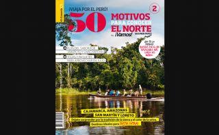 ¡Vamos! lanza segunda colección ¡Viaja por el Perú!