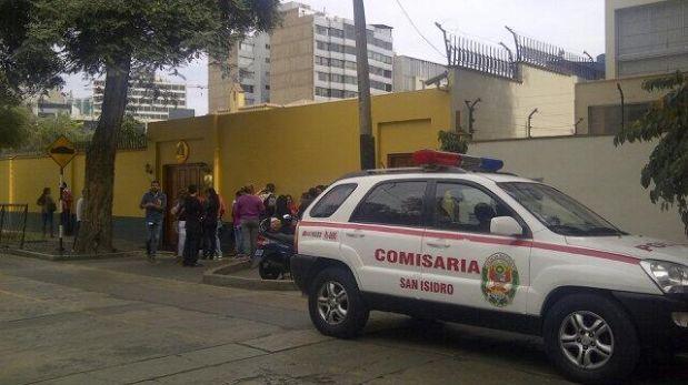 www consulado de lima com pe: