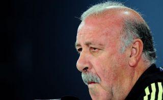 """Vicente del Bosque: """"No quiero ser ningún estorbo"""""""