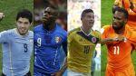 Guía TV Brasil 2014: Italia y Uruguay definen su pase a octavos - Noticias de colombia vs costa de marfil