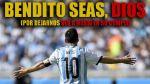 La fiesta del fútbol: Lionel Messi cumple hoy 27 años - Noticias de thiago messi
