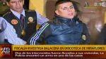 Balacera en discoteca: detenido tiene antecedentes policiales - Noticias de delia margarita grozo egoavil