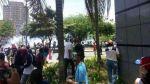 Venezuela: Policía reprime marcha en memoria de la emancipación - Noticias de geraldine moreno