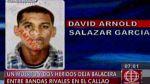Balacera en el Callao dejó un muerto y tres heridos - Noticias de asesinato en el callao