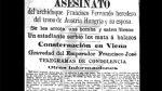 Así ocurrió: En 1914 asesinan al archiduque de Austria - Noticias de elian gonzalez