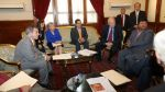 Delegación de la SIP visitó el Congreso y se reunió con Confiep - Noticias de prensa escrita