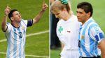 Un día como hoy Messi brilló y Maradona 'murió' en un Mundial - Noticias de cara cortada