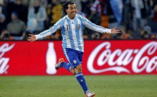 Tévez, Argentina empieza a extrañarte, por Walter De La Torre