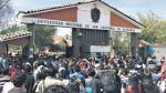 Universidad Nacional de Huamanga cumple 59 días tomada - Noticias de unsch