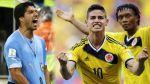 Sanción a Suárez: ¿Cuánto pierde Uruguay y qué gana Colombia? - Noticias de giorgio jackson