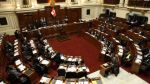 Congreso aprobó el presupuesto público para el 2016 - Noticias de pedro