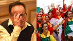 'Chespirito' se emocionó al ver a sus personajes en el Mundial - Noticias de chespirito noticias