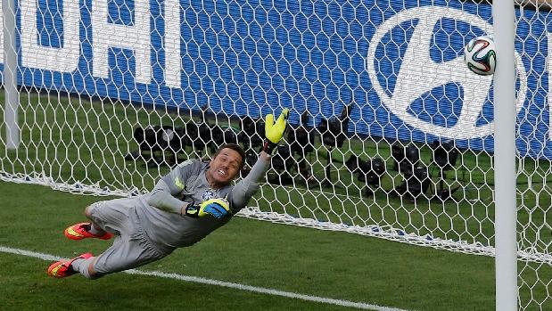 [Foto] Brasil vs. Chile: revive las cinco jugadas claves del partido