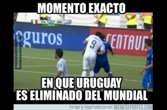 Los memes de la clasificación histórica de Colombia a cuartos