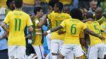 CRÓNICA: Brasil clasificó pero sufrió ante un aguerrido Chile - Noticias de howard webb