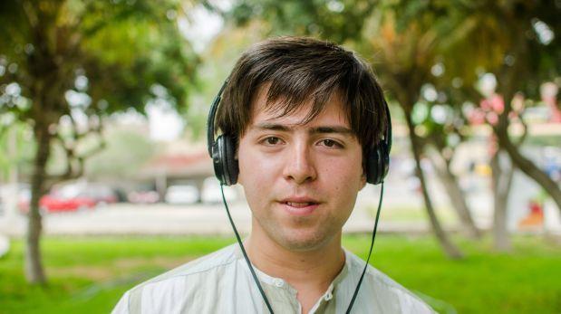 Nació sordo y fue operado a los 20 años: conoce su historia