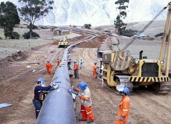 Consorcio Sempra-Techint ingresaría al Gasoducto