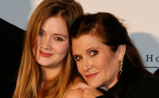 """Star Wars"": Hija de Carrie Fisher estaría en el ""Episodio VII"""