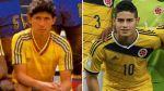 El primer James Rodríguez que anotó en un Mundial - Noticias de alejandro jodorowski