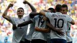 Francia vs. Nigeria: europeos ganan 2-0 y clasifican a cuartos - Noticias de selección nigeriana