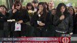Deudos de vigilante asesinado en Breña siguen pidiendo justicia - Noticias de asaltos y asesinatos