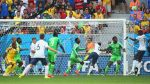 Enyeama y el error que opacó su gran actuación ante Francia - Noticias de selección nigeriana