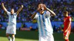 CRÓNICA: Argentina se mete en cuartos con 'milagro' de Di María - Noticias de juegos naturales