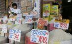 Inflación habría disminuido en abril, según sondeo de Reuters