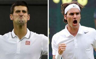Guía TV Wimbledon: Federer y Djokovic en las semifinales