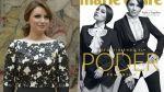 Primera dama de México y su hija son portada de revista - Noticias de claire mcmullan