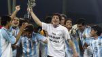 ¿Se repetirá? Un día como hoy Messi fue campeón mundial - Noticias de pablo vitti