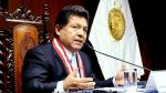 Fiscal Checa denunciará a Ramos Heredia tras difusión de audio - Noticias de fiscalia de la nacion