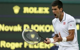 Djokovic es campeón de Wimbledon tras vencer a Roger Federer
