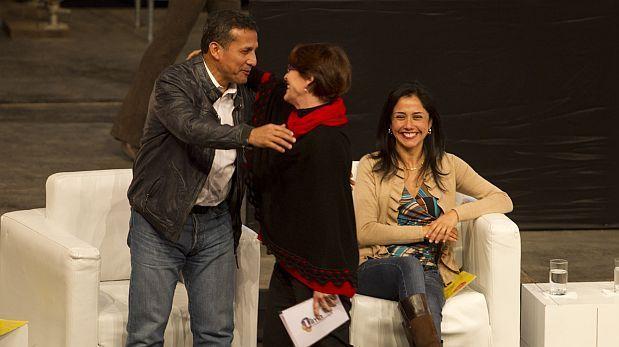 Susana Villarán es desde mayo militante del nacionalismo