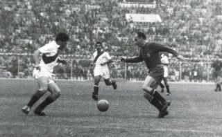 Di Stéfano: la estrella mundial que jugó en el Estadio Nacional