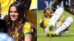 Bruna Marquezine consuela a Neymar con este tierno mensaje - Noticias de bruna marquezine