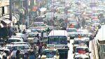 El aire se hace irrespirable por aumento del parque automotor - Noticias de contaminación ambiental