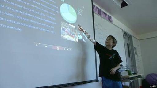 La Escuela Incubadora fomenta el espíritu empresarial en jóvenes.