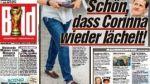 "Schumacher mejora ""lentamente"", dice su esposa Corinna - Noticias de corinna schumacher"