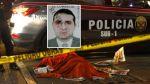 Crimen en Miraflores: investigan identidad de hombre baleado - Noticias de otuzco